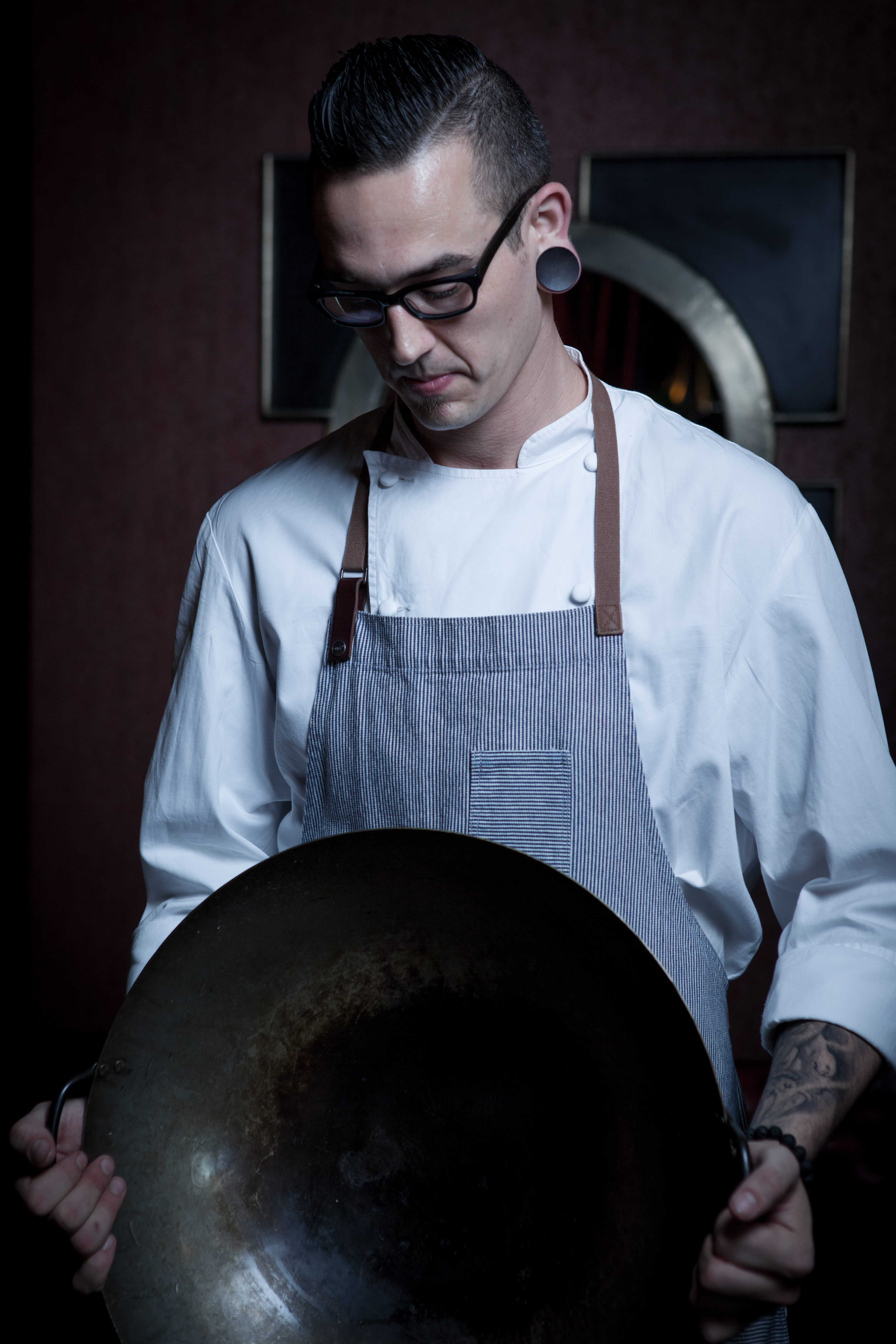 Jared Bane CHEF DE CUISINE Cellar335